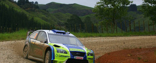 WRC Gronholm seals title for Ford with NZ victory