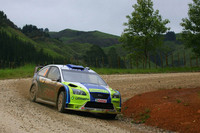 Gronholm seals title for Ford with NZ victory