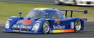 Grand-Am Angelelli fastest at Daytona on final test day
