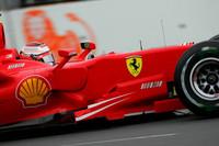 Raikkonen top in Australian GP last practice