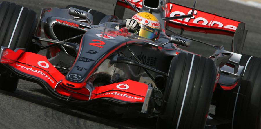 Hamilton top in Bahrain GP last practice