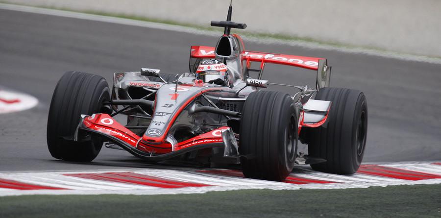 Alonso fastest at rain hit Monza
