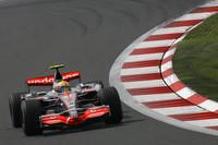 McLaren fastest on Japanese GP Friday