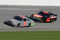 Kyle Busch sets the pace on day three in Daytona