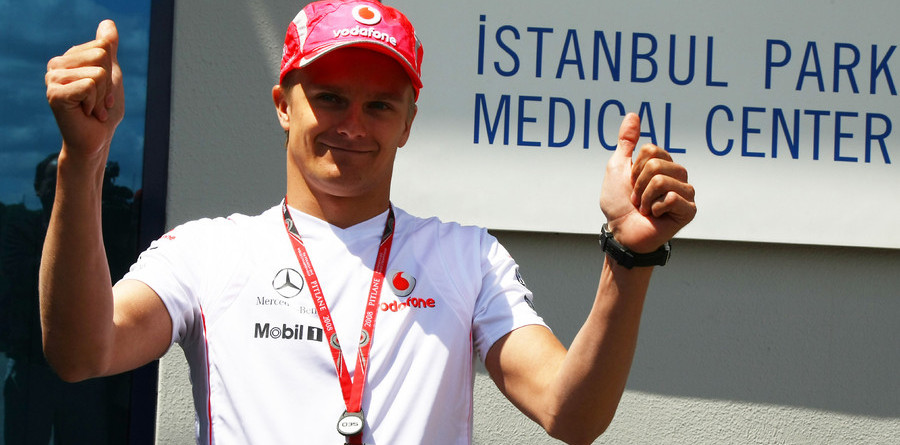 Kovalainen cleared to race at Istanbul