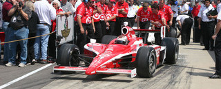 IndyCar Brewer's Notebook: Indy 500 Pole Day