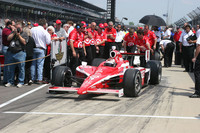 Brewer's Notebook: Indy 500 Pole Day