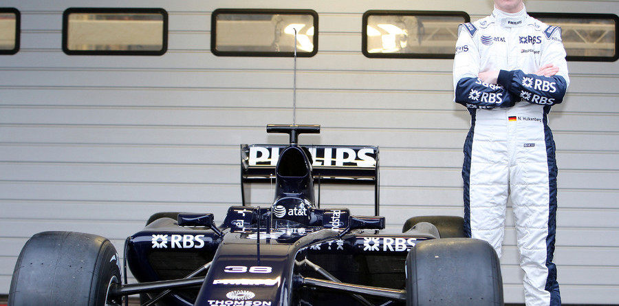 Williams launches, tests the FW31 in Portugal