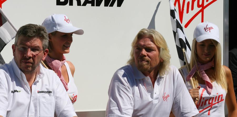 Brawn GP, Virgin announce partnership