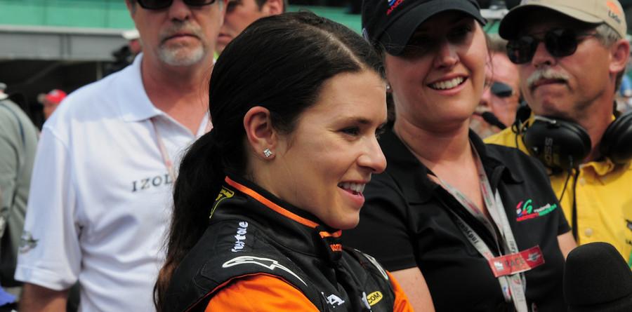 Ingram's Flat Spot On: Danica an IndyCar diva