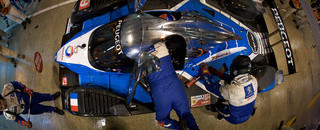 Le Mans Wurz paces 24H at halfway point