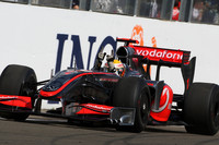 Hamilton takes first 2009 win in Hungary