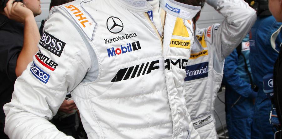 Di Resta outclasses the Audis at Brands Hatch