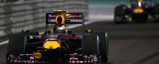 Formula 1 Vettel leads Red Bull 1-2 in Abu Dhabi GP