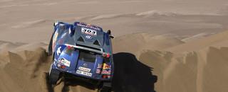 Dakar Rest day: VW holds upper hand over BMW