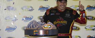 NASCAR Cup Newman edges Gordon in sprint to Phoenix win