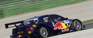 DTM Ekstrom shines in hot Valencia qualifying