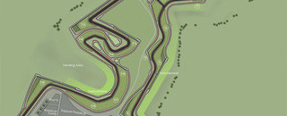 Formula 1 Details of US GP's Austin track lay-out revealed