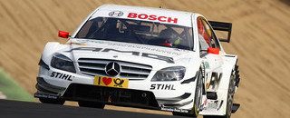 DTM Di Resta repeats Brands Hatch pole