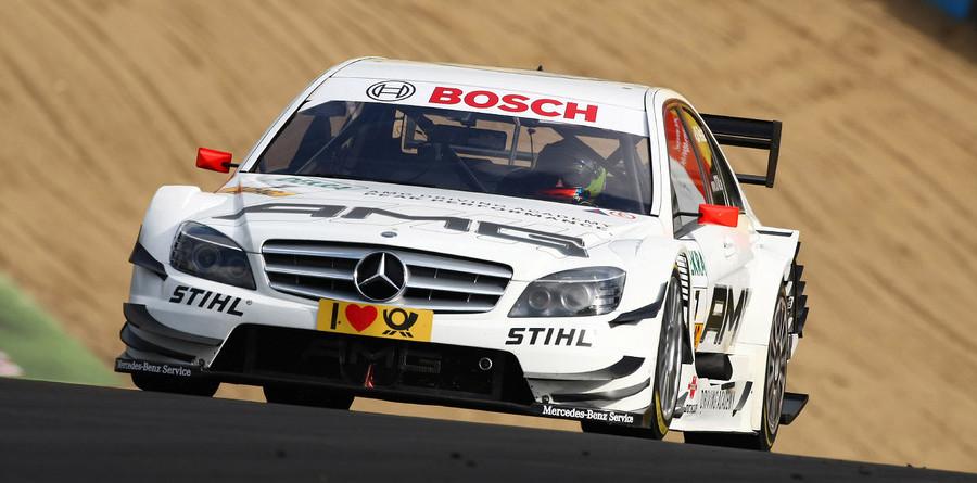 Di Resta repeats Brands Hatch pole