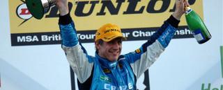 BTCC Plato crowned 2010 Champion at Brands Hatch