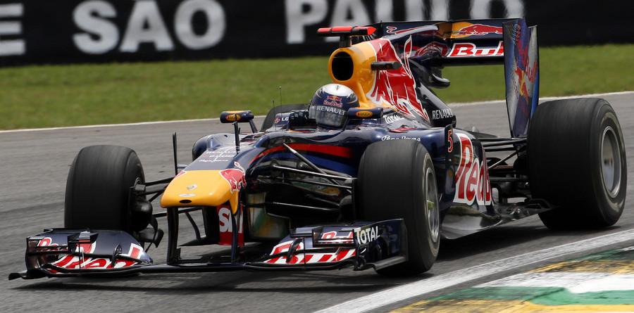 Vettel dominant in Brazilian GP Friday practices