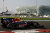 Ricciardo leads the way in first young driver test
