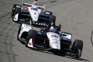 Auf den Short-Tracks: IndyCar lässt die Boliden von der Leine