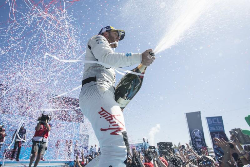 Sieg in der Hitze von Chile: Sam Bird und der besondere Rekord