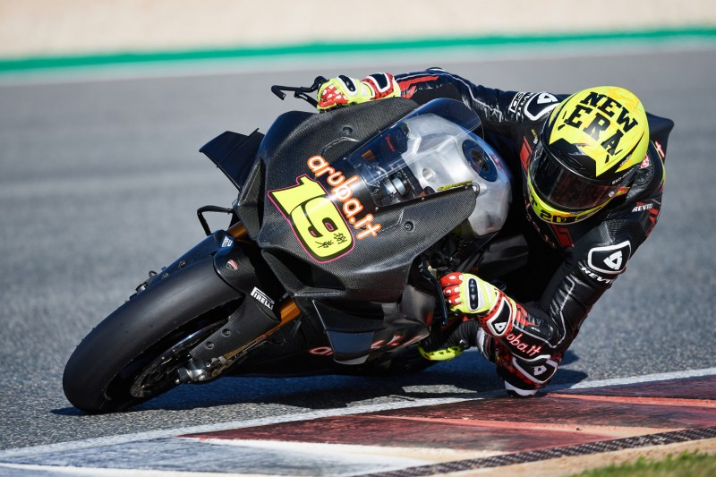 Ducati tüftelt weiter am V4-Superbike: Kommt der Saisonauftakt zu zeitig?