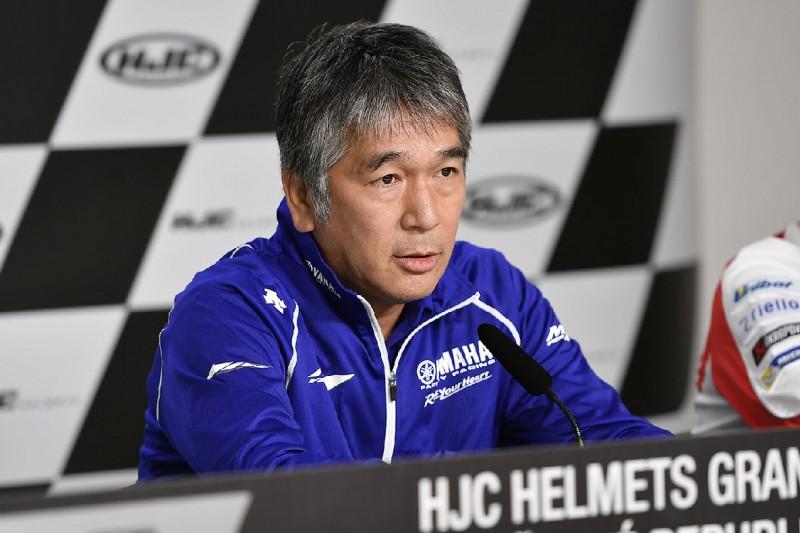 Yamaha-Präsident bestätigt Wechsel an Teamspitze: Sumi neuer Projektleiter