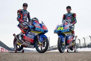 PrüstelGP steckt sich hohe Ziele für die Moto3-Saison 2019