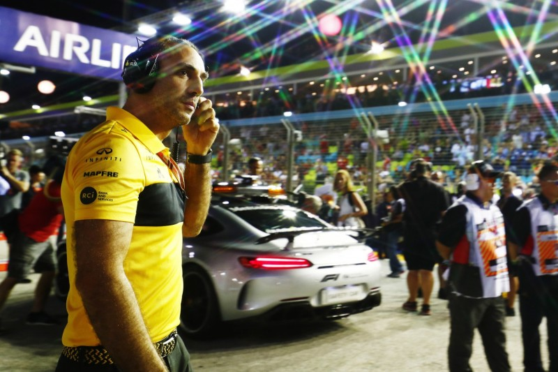 Renault-Teamchef lobt: Mitarbeiter schieben ohne Murren Überstunden