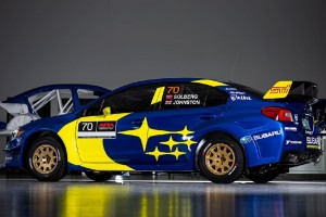 Solberg fährt für Subaru - aber diesmal der Junior!