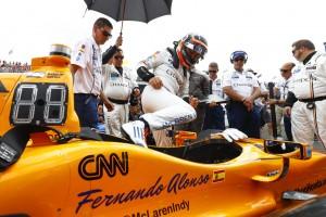 Für Fernando Alonso: McLaren kooperiert beim Indy 500 mit Carlin