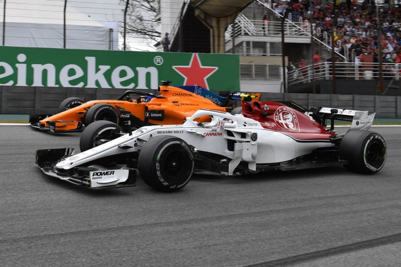 Zak Brown kritisiert: B-Teams wie Alfa Romeo