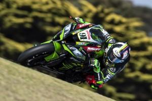 Kawasaki: Wird Leon Haslam für Jonathan Rea zur Gefahr?