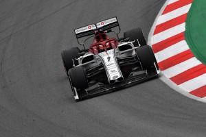 Formel-1-Tests Barcelona 2019: Kimi Räikkönen mit Überraschungsbestzeit!