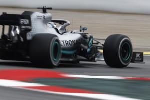 Bottas: Reifenfenster schmal, Ferrari steht besser da