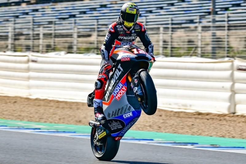 Tom Lüthi nach Jerez-Test: