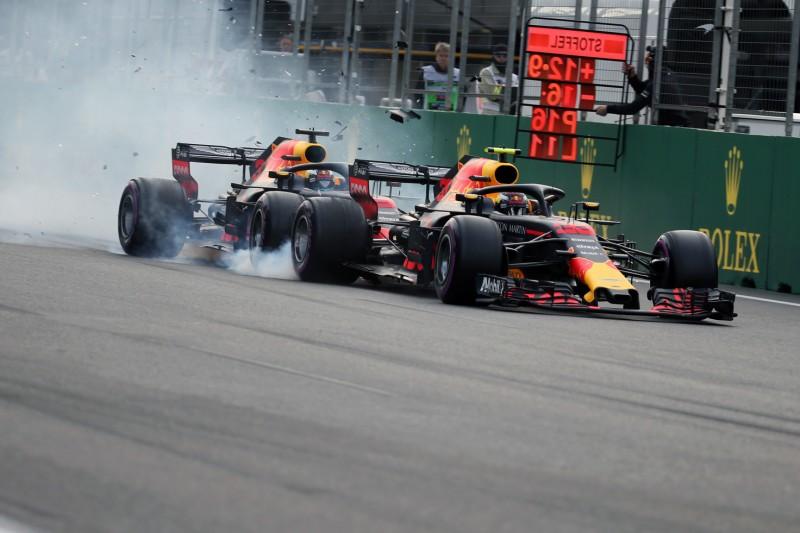 Toro-Rosso-Teamchef über Stallcrashs: