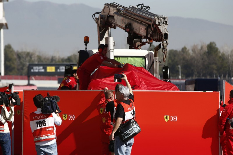 Formel-1-Tests 2019 Barcelona: Vettel-Crash überschattet McLaren-Bestzeit