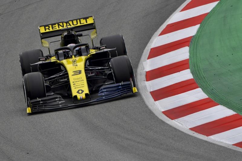 Daniel Ricciardo: Im Mittelfeld macht der Fahrer den Unterschied