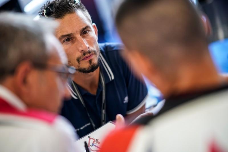 Riding-Coach bei Gresini: Manuel Poggiali zurück in der Motorrad-WM