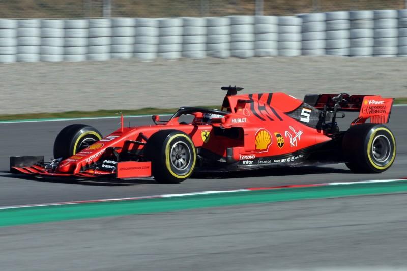 WM-Titel mit Ferrari weiter Vettels Ziel: