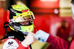 Mick Schumacher nach Formel-2-Tests zufrieden: