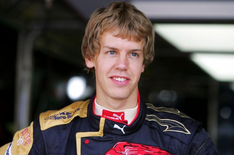 Aus Demut: Sebastian Vettel mochte Spitznamen