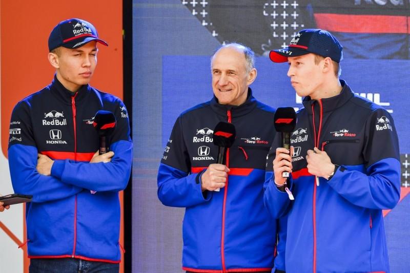 Franz Tost verteidigt Red-Bull-Juniorteam: