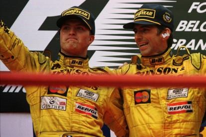 """Ralf Schumacher über Belgien-Teamorder 1998: """"Heute kann ich Eddie verstehen"""""""