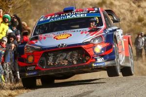 Hyundai-Einsatzplanung: Dani Sordo in Argentinien - Sebastien Loeb in Chile
